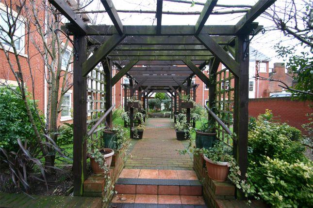 Thumbnail Flat to rent in Tudor Court, Ipswich, Suffolk