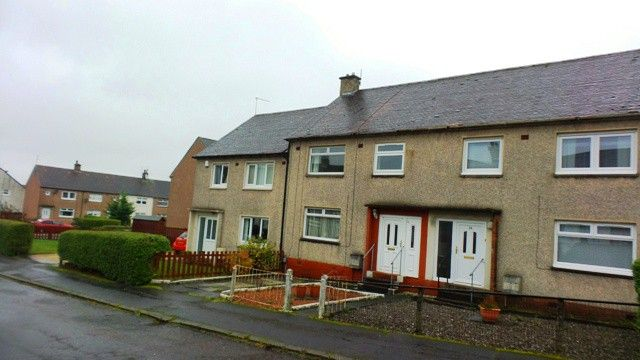Thumbnail Terraced house to rent in Hawthorn Avenue, Bishopbriggs, Glasgow
