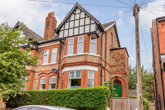 Thumbnail Semi-detached house for sale in Grosvenor Road, Manchester, Greater Manchester