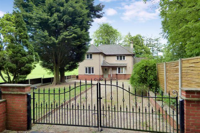 Thumbnail Detached house to rent in Bailrigg Lane, Bailrigg, Lancaster