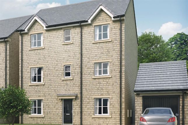 "Thumbnail Detached house for sale in ""The Thwaite"" at Weatherhill Road, Lindley, Huddersfield"