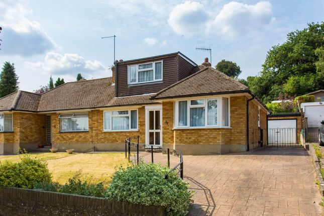 Thumbnail Semi-detached house for sale in St. Marys Avenue, Northchurch, Berkhamsted
