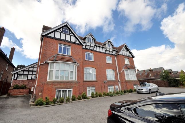 Thumbnail Flat to rent in Queens Court, Shrewsbury Road, Oxton