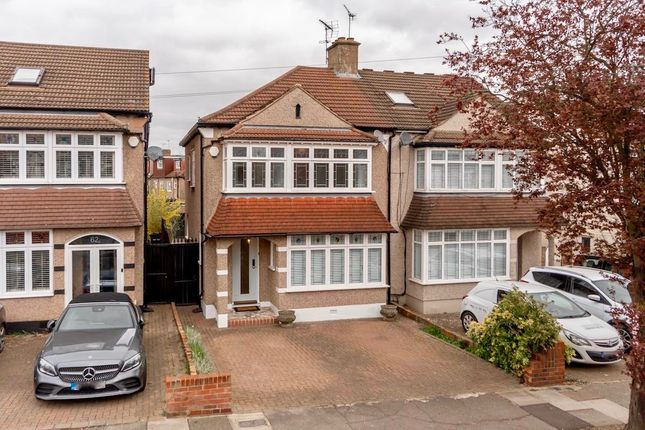3 bed semi-detached house for sale in Aragon Drive, Ilford IG6