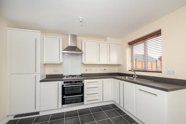 Thumbnail Detached house for sale in Kingsmere, Bicester