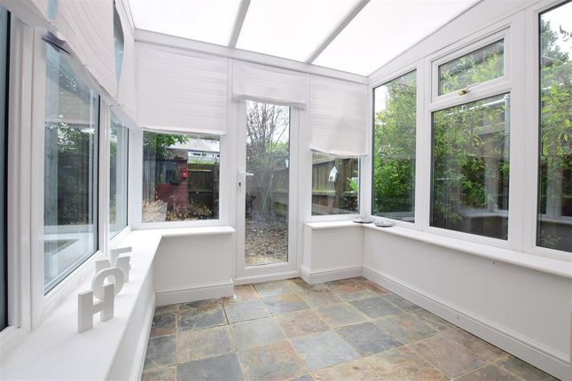 Thumbnail End terrace house for sale in Punch Croft, New Ash Green, Longfield, Kent