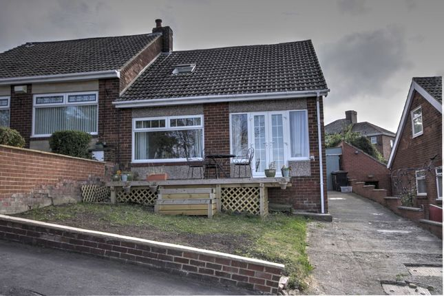 Thumbnail Bungalow for sale in The Rise, Castleside, Consett
