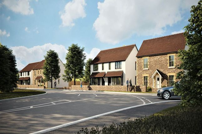 Front Elevation of Yate, Bristol, South Gloucestershire BS37