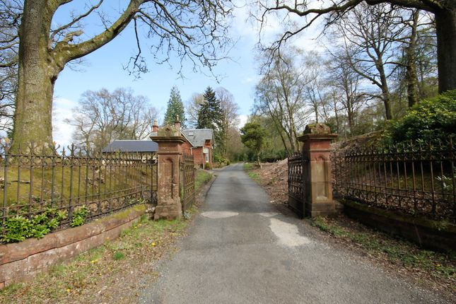 Thumbnail Land for sale in Gartness Road, Drymen
