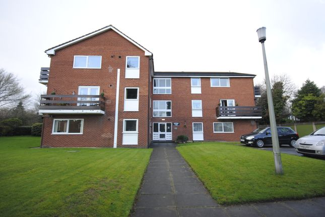 Thumbnail Flat to rent in Cavendish Road, Ellesmere Park Eccles Manchester