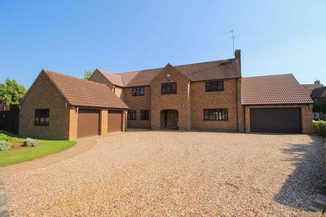 Thumbnail Detached house for sale in Warkton Lane, Barton Seagrave, Kettering