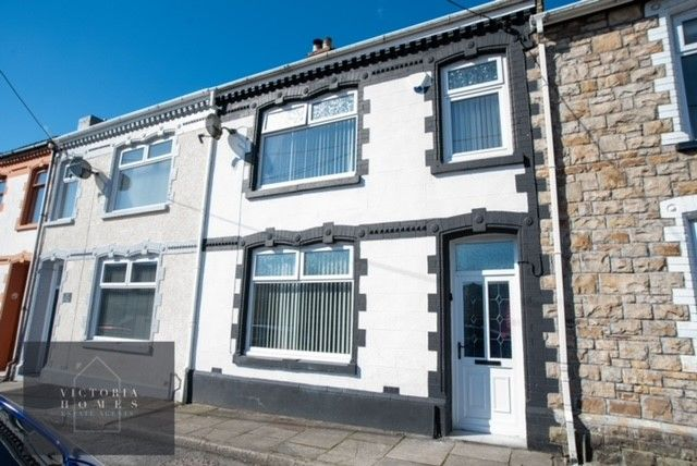 3 bed terraced house for sale in Garden Street, Ebbw Vale NP23