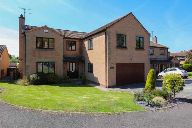 Thumbnail Detached house for sale in Barlow View, Dronfield