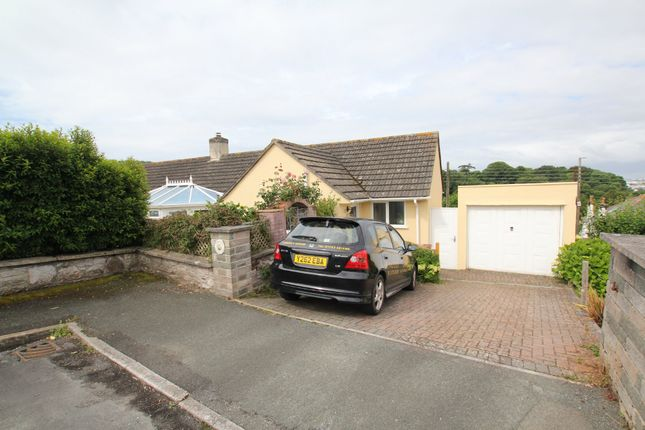Thumbnail Semi-detached bungalow to rent in Radford View, Plymstock, Plymouth, Devon