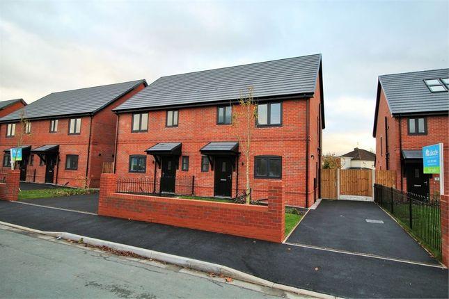 3 bed semi-detached house for sale in Warburton Hey, Rainhill, Prescot, Merseyside