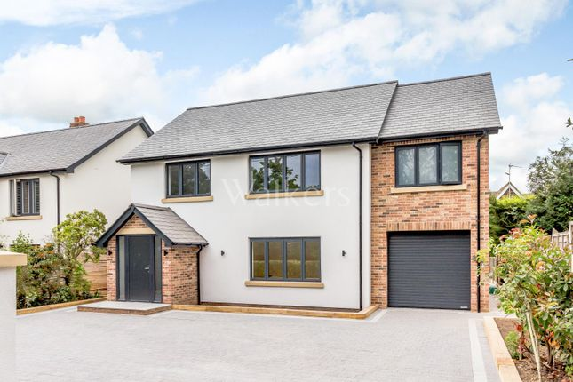 Thumbnail Detached house for sale in Blacksmiths Lane, Wickham Bishops, Witham