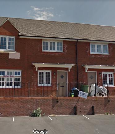 2 bed terraced house for sale in Rhodfa Morgan Drive, Carmarthen SA31