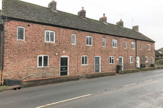 Thumbnail Terraced house to rent in New Buildings, Hillcommon, Taunton