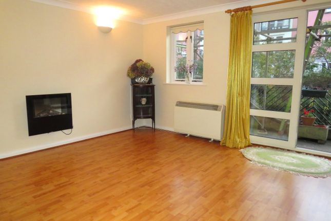 Living Room of Waterside, St. Thomas, Exeter EX2