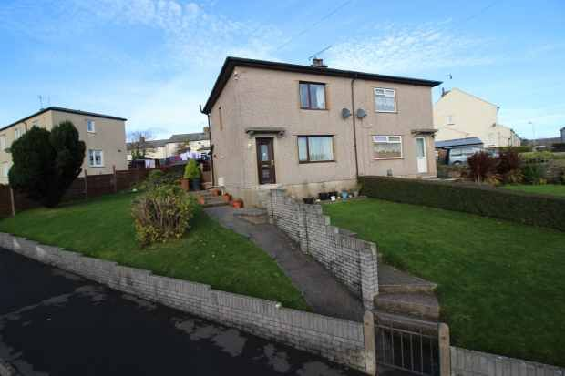 Thumbnail Semi-detached house for sale in Queen's Park, Millom, Cumbria