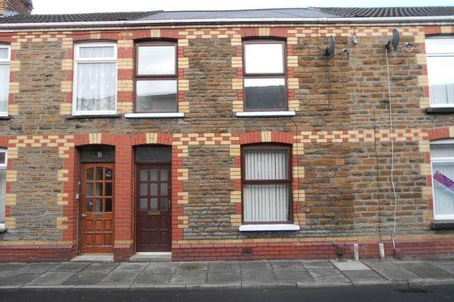 Thumbnail Terraced house to rent in John Street, Fairfield, Port Talbot, .