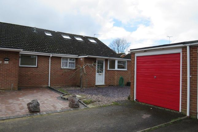 Thumbnail Terraced bungalow for sale in Ashfield, Chineham, Basingstoke