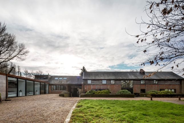 Thumbnail Detached house for sale in The Long Barn And Studio, Maulden, Bedfordshire