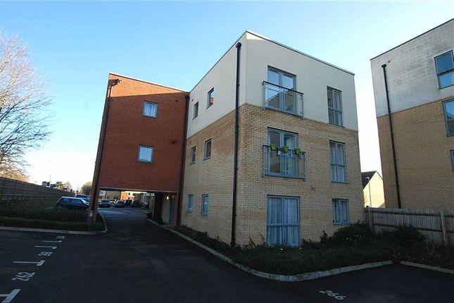 Thumbnail Flat to rent in Ringlet Court, Stevenage, Hertfordshire