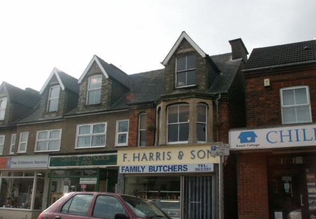 2 bed flat to rent in Castle Road, Bedford MK40
