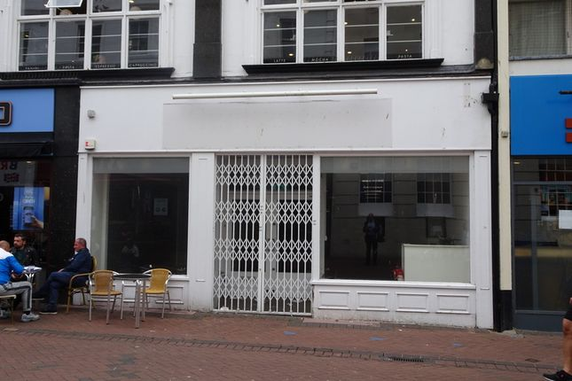 Thumbnail Retail premises to let in Old Christchurch Road, Bournemouth