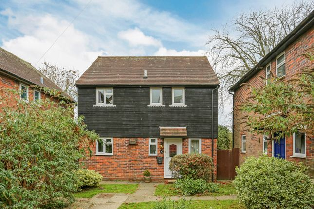 Thumbnail Detached house for sale in Crockendale Fields, Ringmer