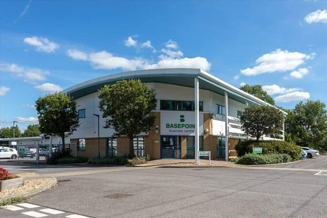 Office to let in Broadmarsh Business & Innovation Centre, Harts Farm Way, Bedhampton, Havant