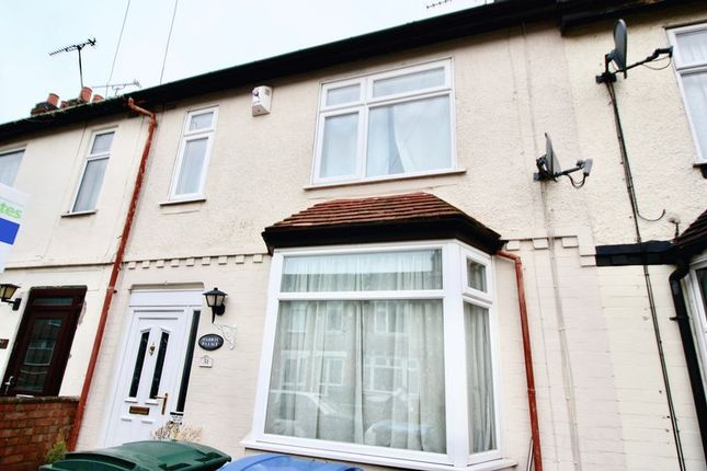 Thumbnail Terraced house to rent in Harris Road, Coventry