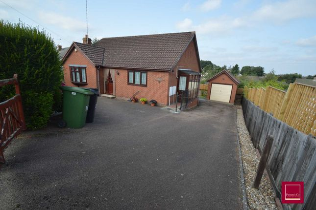 Thumbnail Detached bungalow for sale in Ruskin Road, New Costessey, Norwich