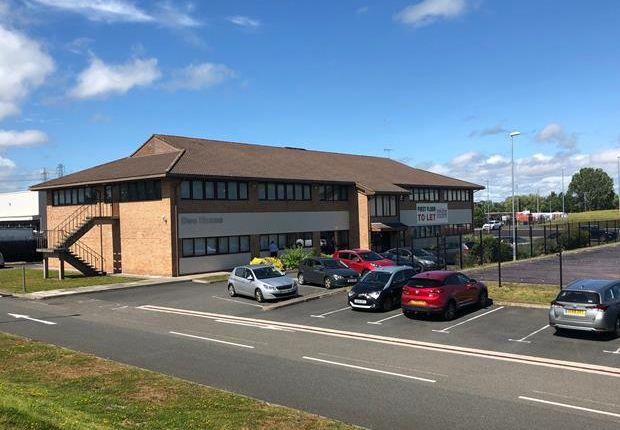 Thumbnail Office to let in First Floor, Dee House, Parkway, Zone Two, Deeside Industrial Estate, Deeside