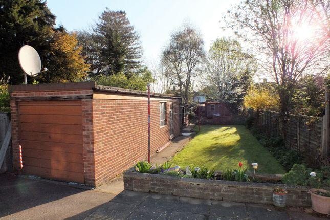 Garden of Maybury Hill, Woking GU22