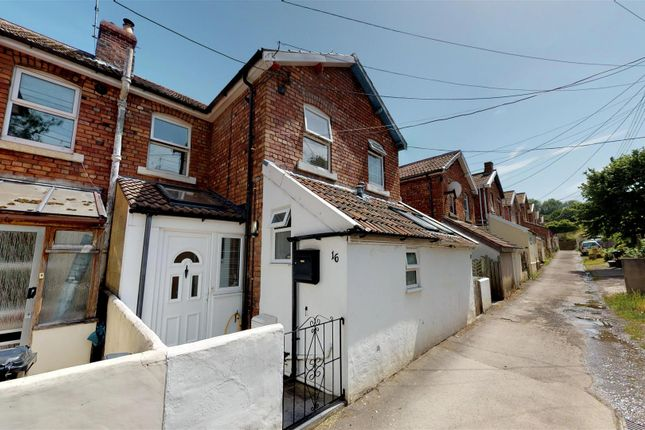 Thumbnail Terraced house for sale in Hillside View, Peasedown St. John, Bath