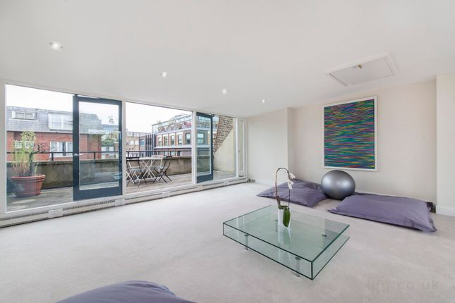 Thumbnail Terraced house for sale in Charlotte Street, Fitzrovia, London