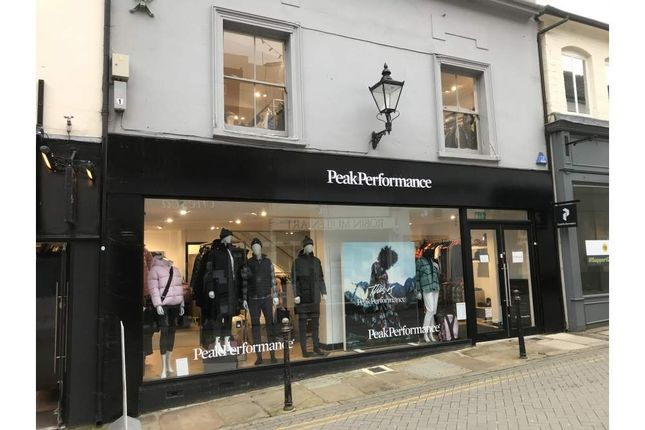 Thumbnail Retail premises for sale in 6 Market Street, Guildford