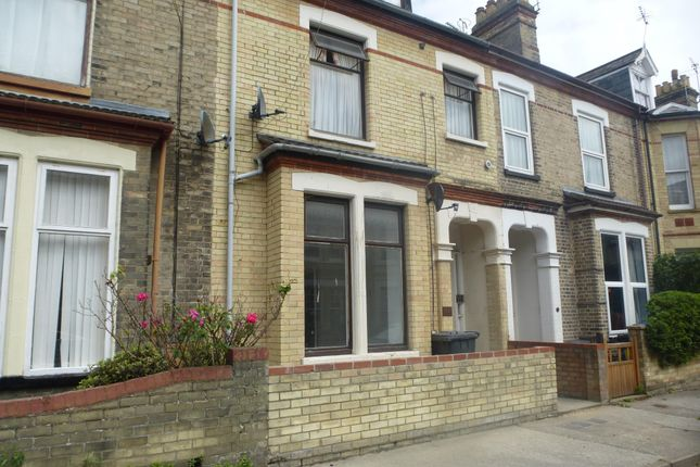 Thumbnail Flat to rent in Cleveland Road, Lowestoft
