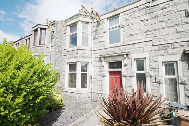Thumbnail Terraced house for sale in 110, Clifton Road, Aberdeen AB244Rd
