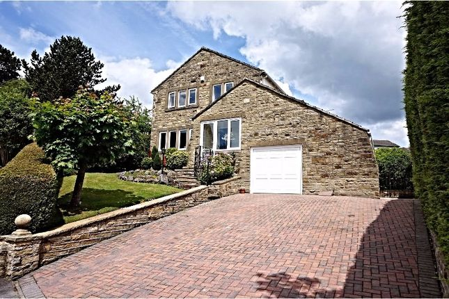 Thumbnail Detached house for sale in Beechwood Drive, Skipton