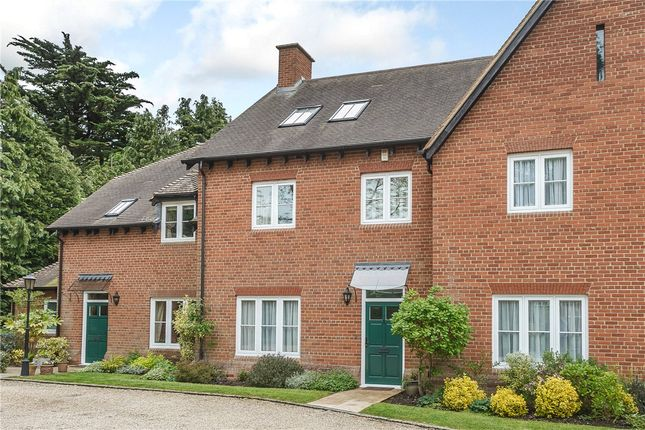 Thumbnail Terraced house for sale in Copperbeech Place, Newbury, Berkshire