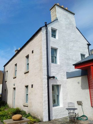 Thumbnail Town house for sale in 6 Graham Place, Stromness