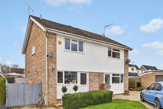 Thumbnail Semi-detached house for sale in Forge Croft, Edenbridge