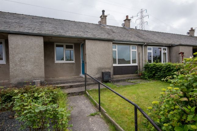 Thumbnail Terraced bungalow to rent in Burlington Close, Kirkby-In-Furness