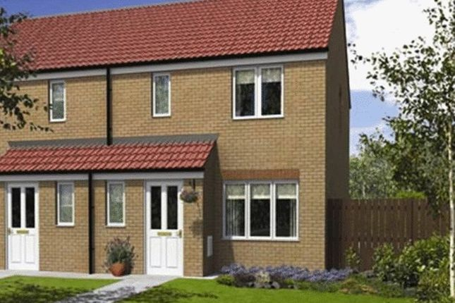 Thumbnail Semi-detached house for sale in Sutherland Road, Heywood