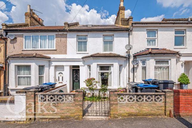 Thumbnail Terraced house for sale in Livingstone Road, Thornton Heath