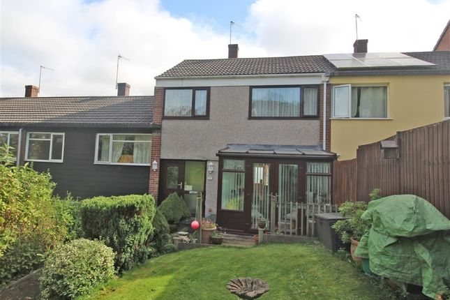 Thumbnail Terraced house for sale in Childrey Walk, Eggbuckland, Plymouth