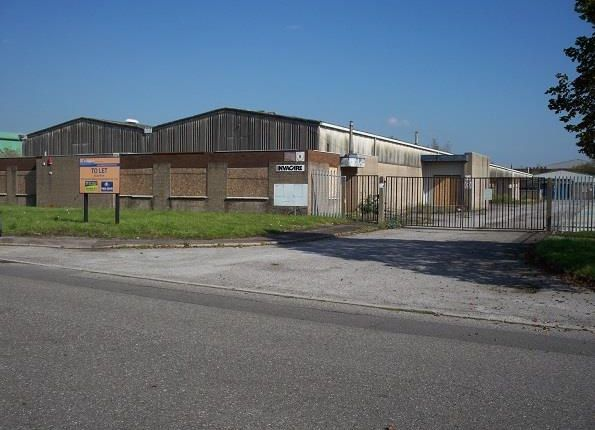 Thumbnail Industrial to let in B21, Queens Road, Bridgend Industrial Estate, Bridgend, Bridgend